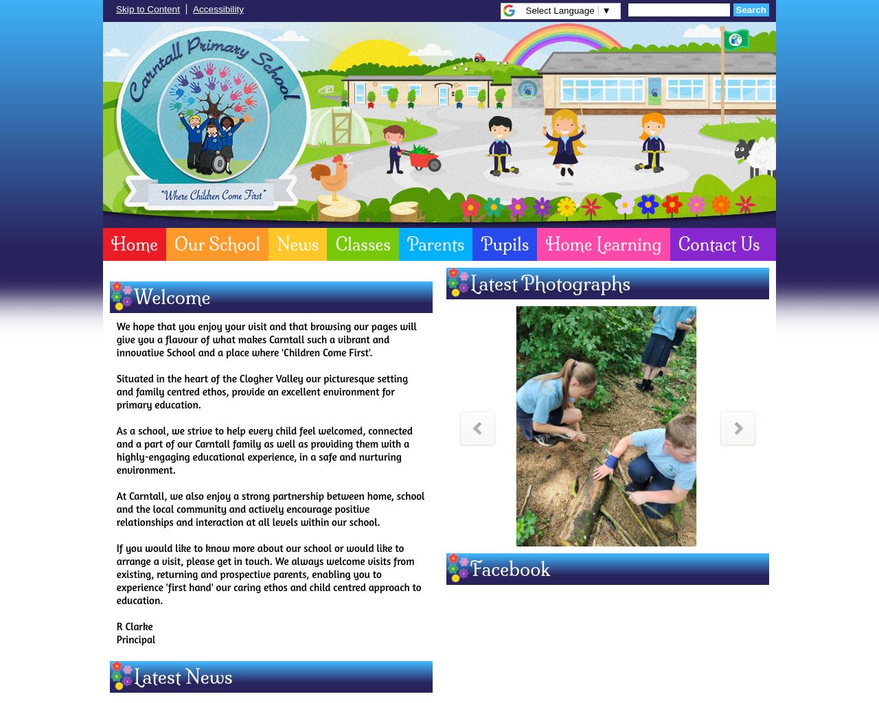 Carntall Primary School
