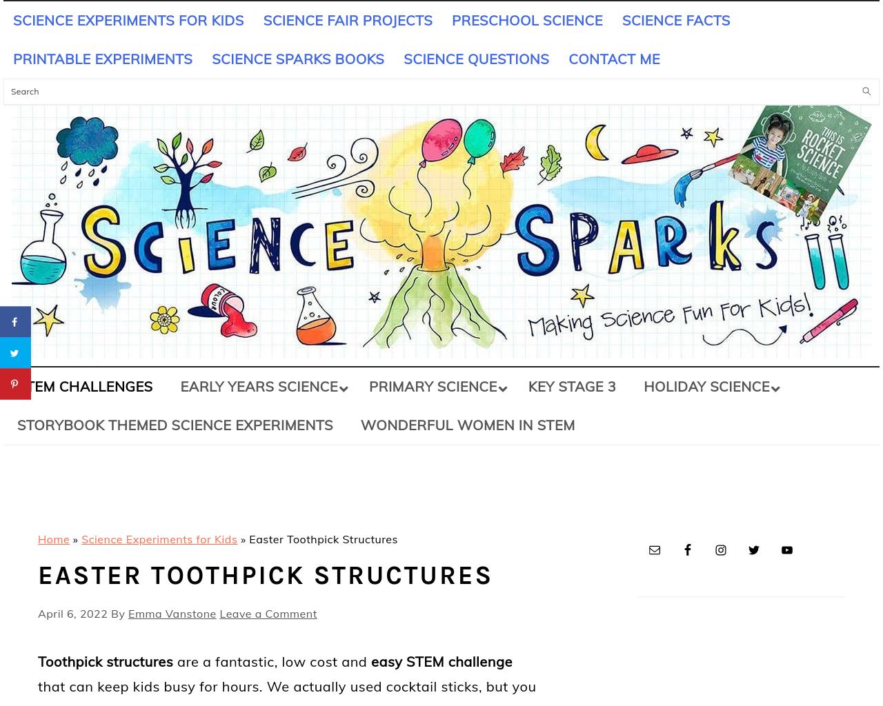 Science Sparks