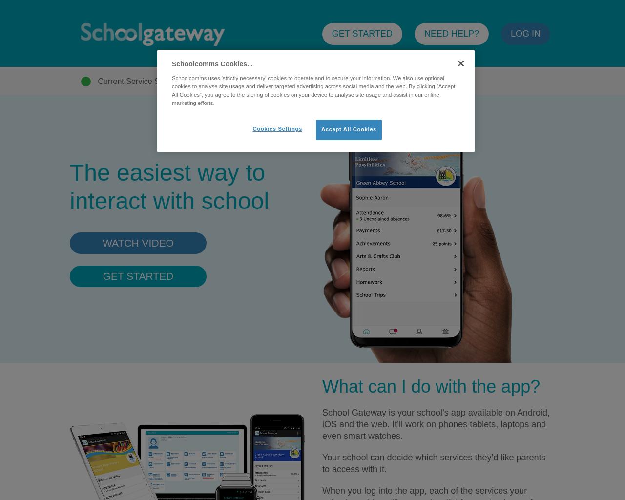 School Gateway Parent App