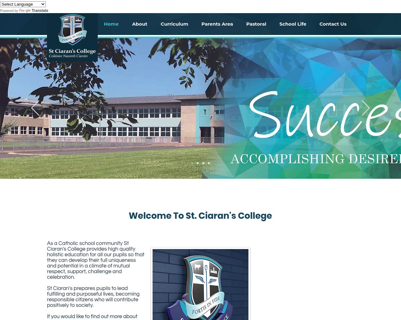 St Ciaran's College Ballygawley