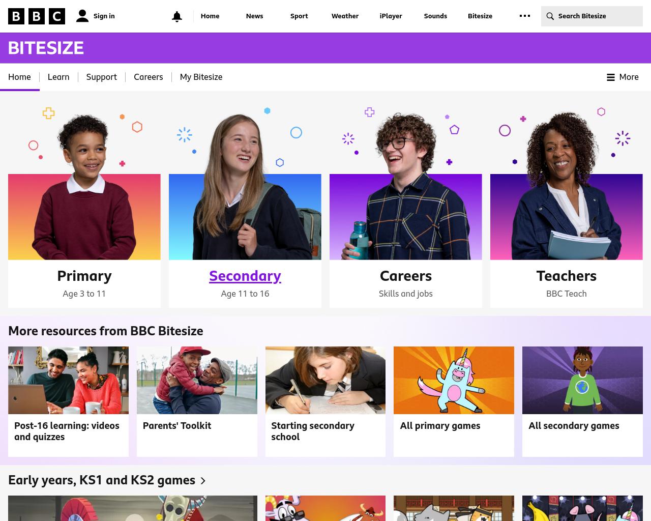 BBC Schools – P 1-7