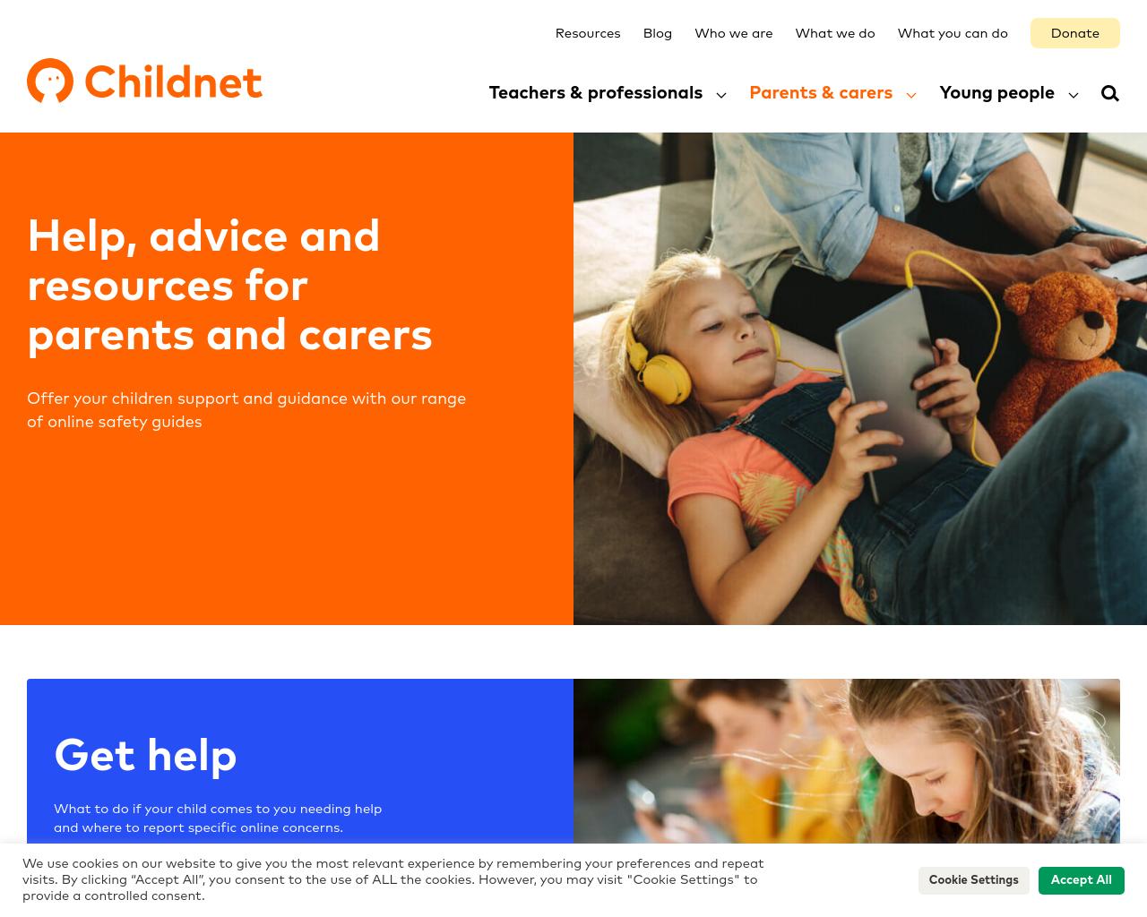 Parent Internet Safety Information