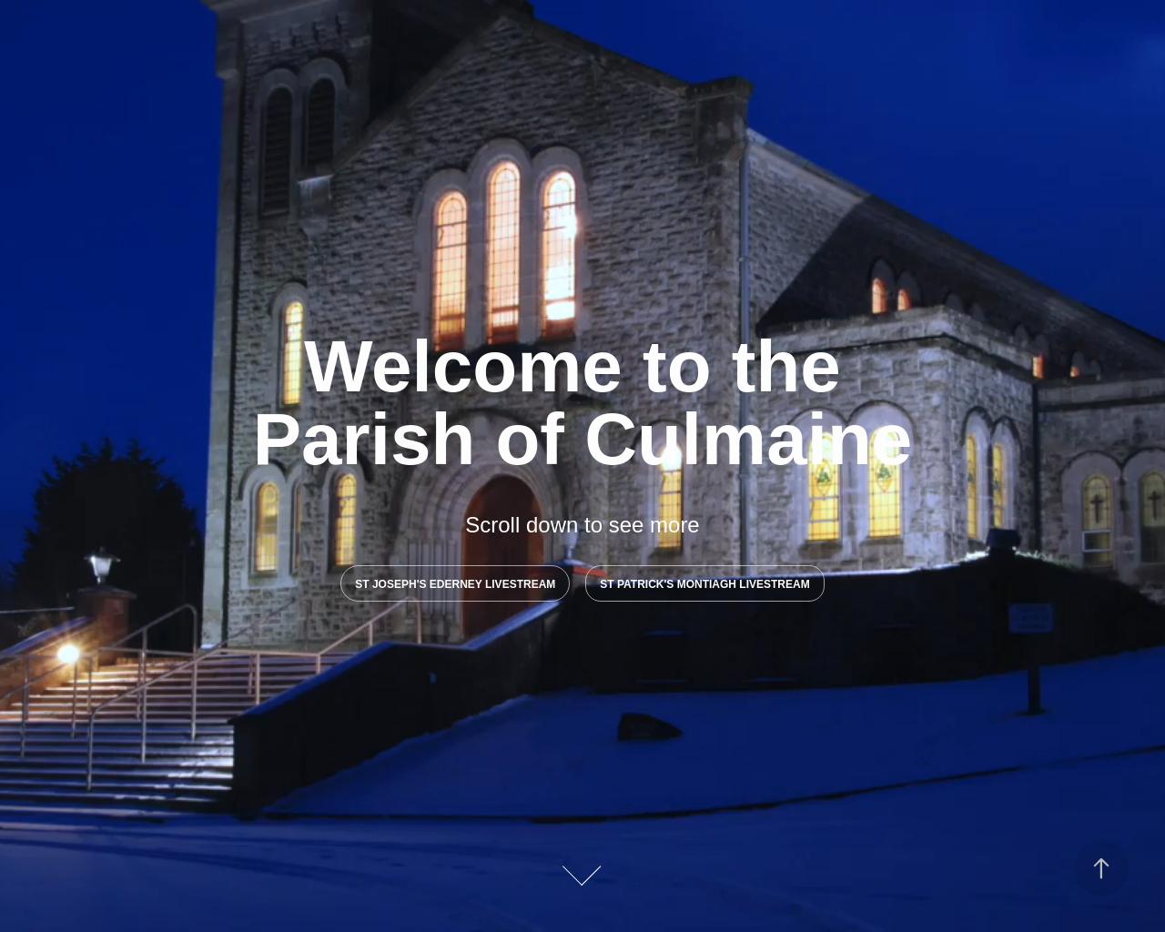 Parish of Cúl Máine