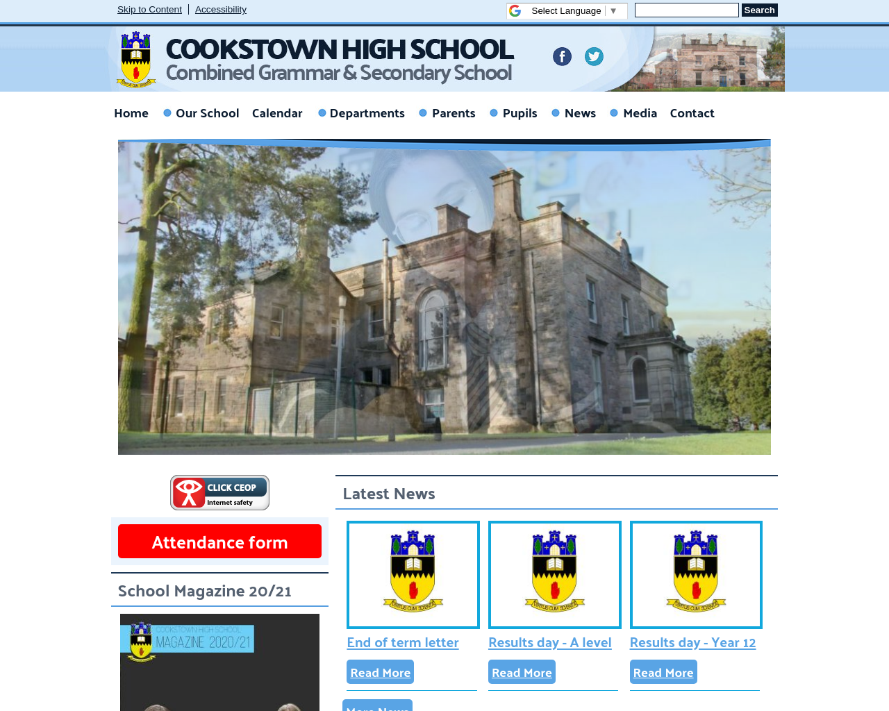 Cookstown HS