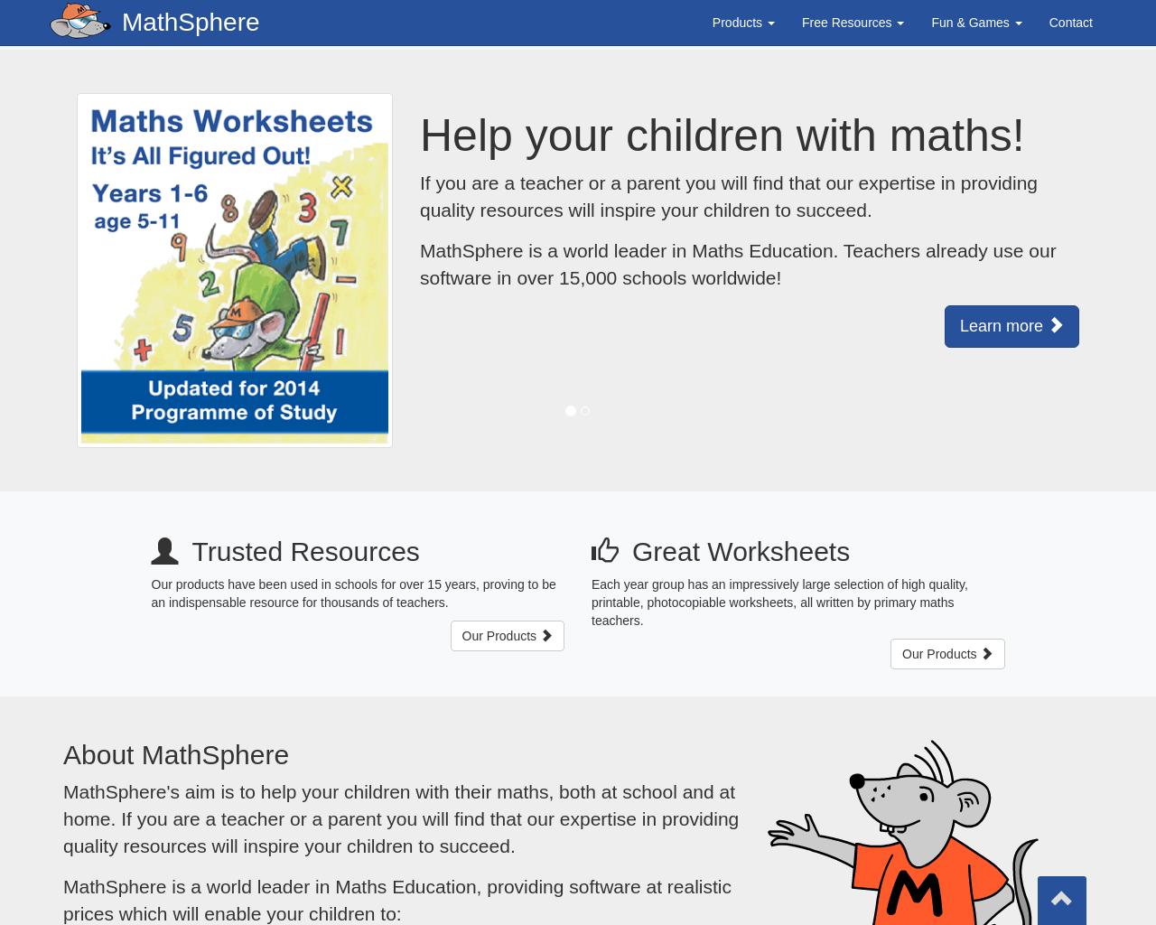 Maths Sphere