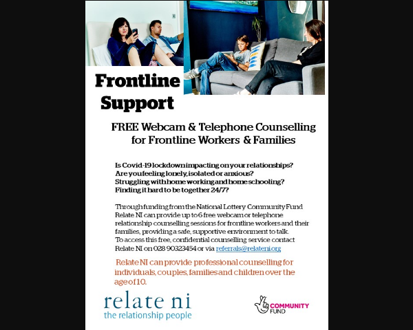 RelateNI Frontline Support
