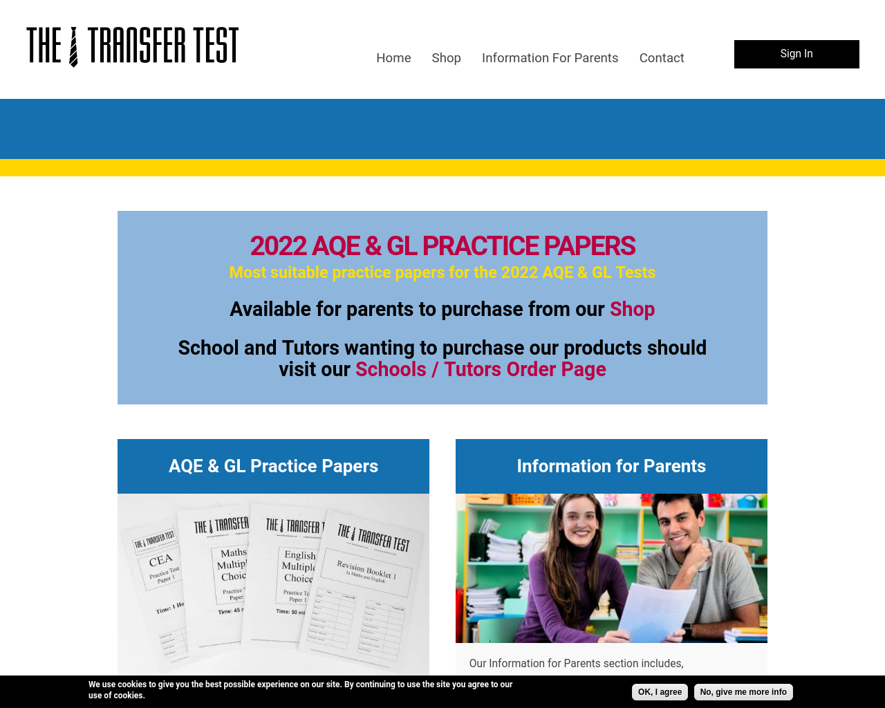 The Transfer Test