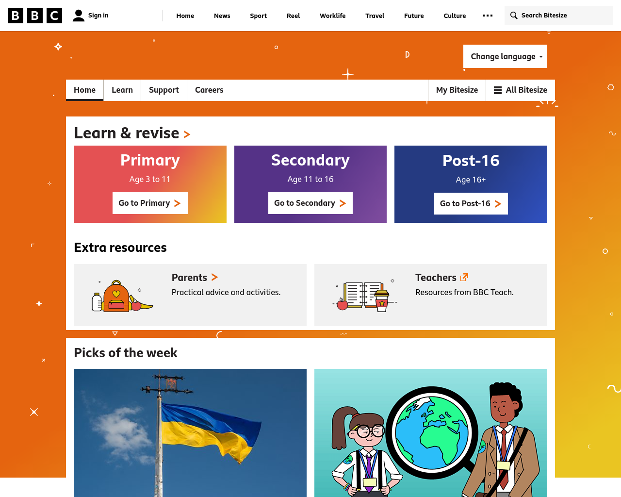 BBC Learning for Adults