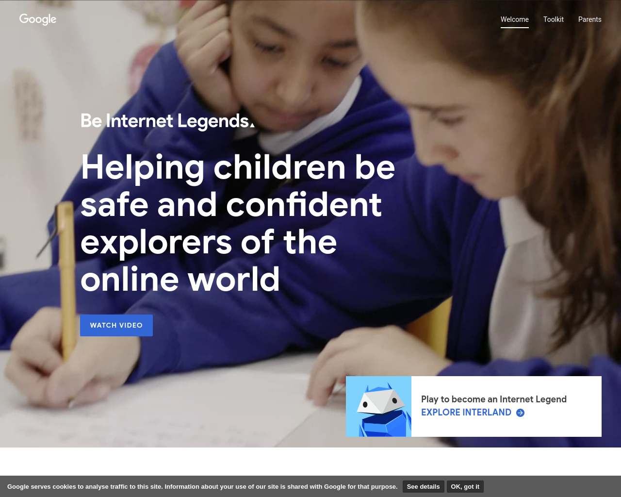 Be Internet Legends