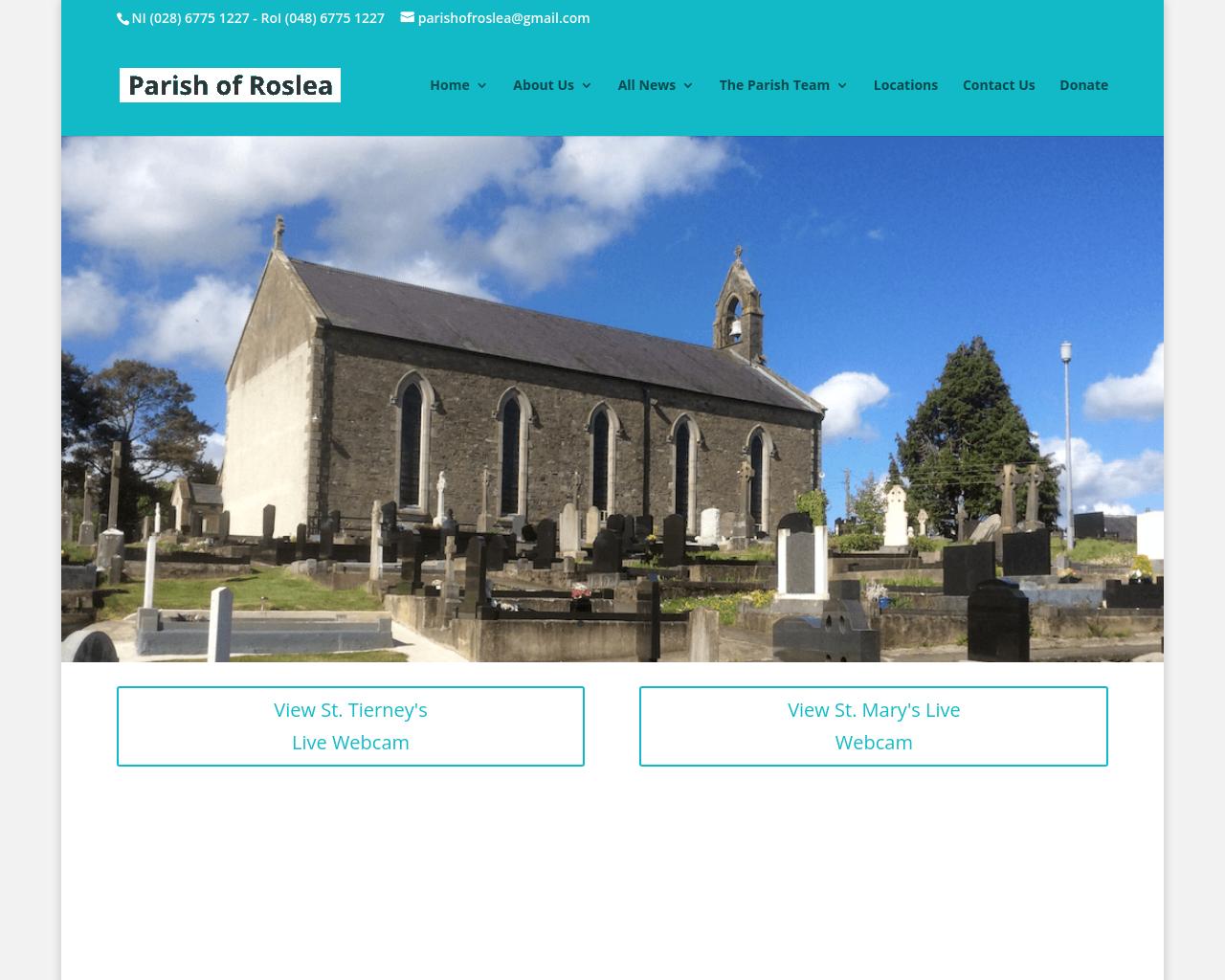 Parish of Roslea