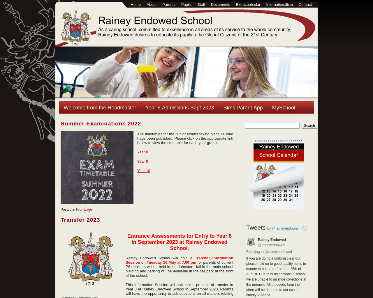 Rainey Endowed
