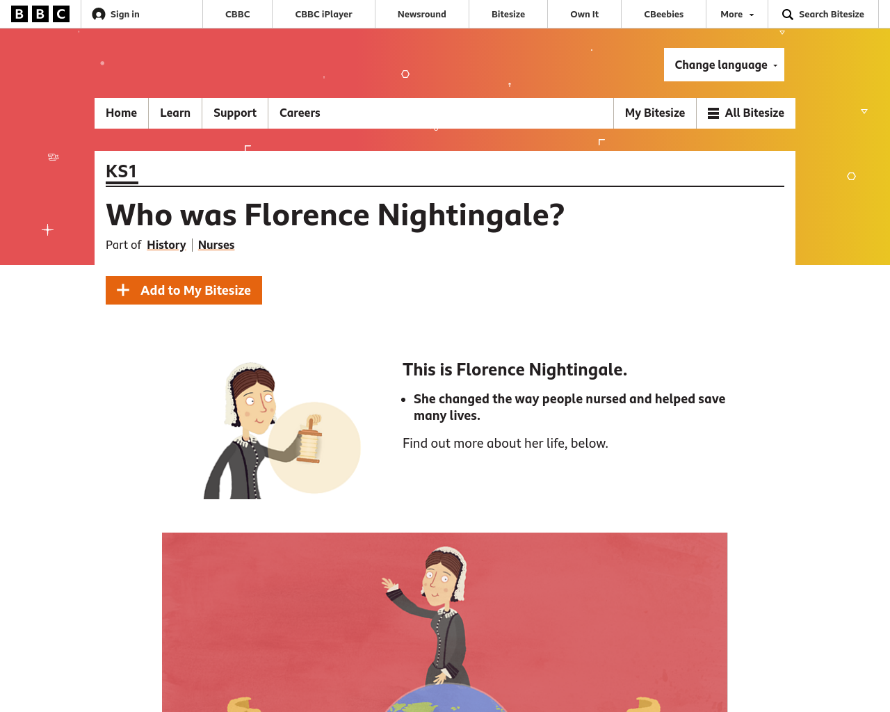 Who Was Florence Nightingale?