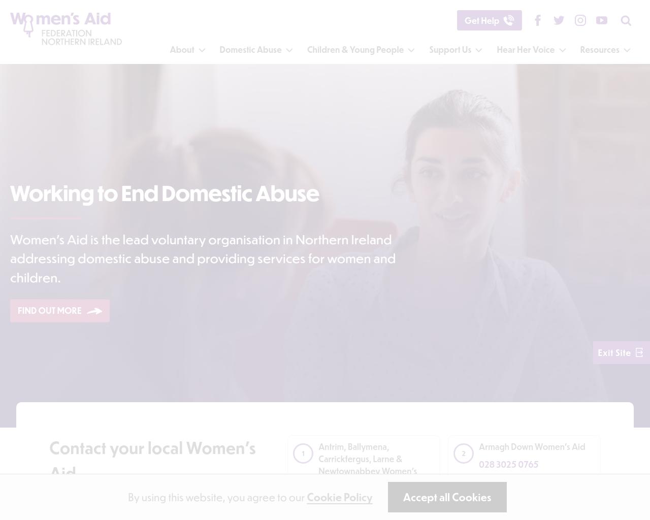 Women's Aid Federation