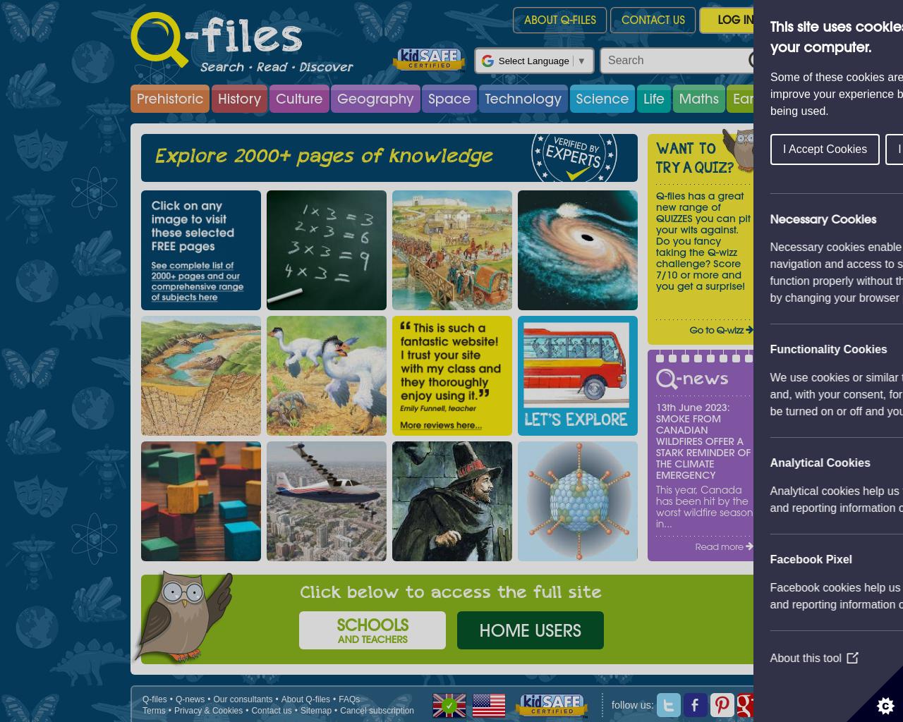 Q Files