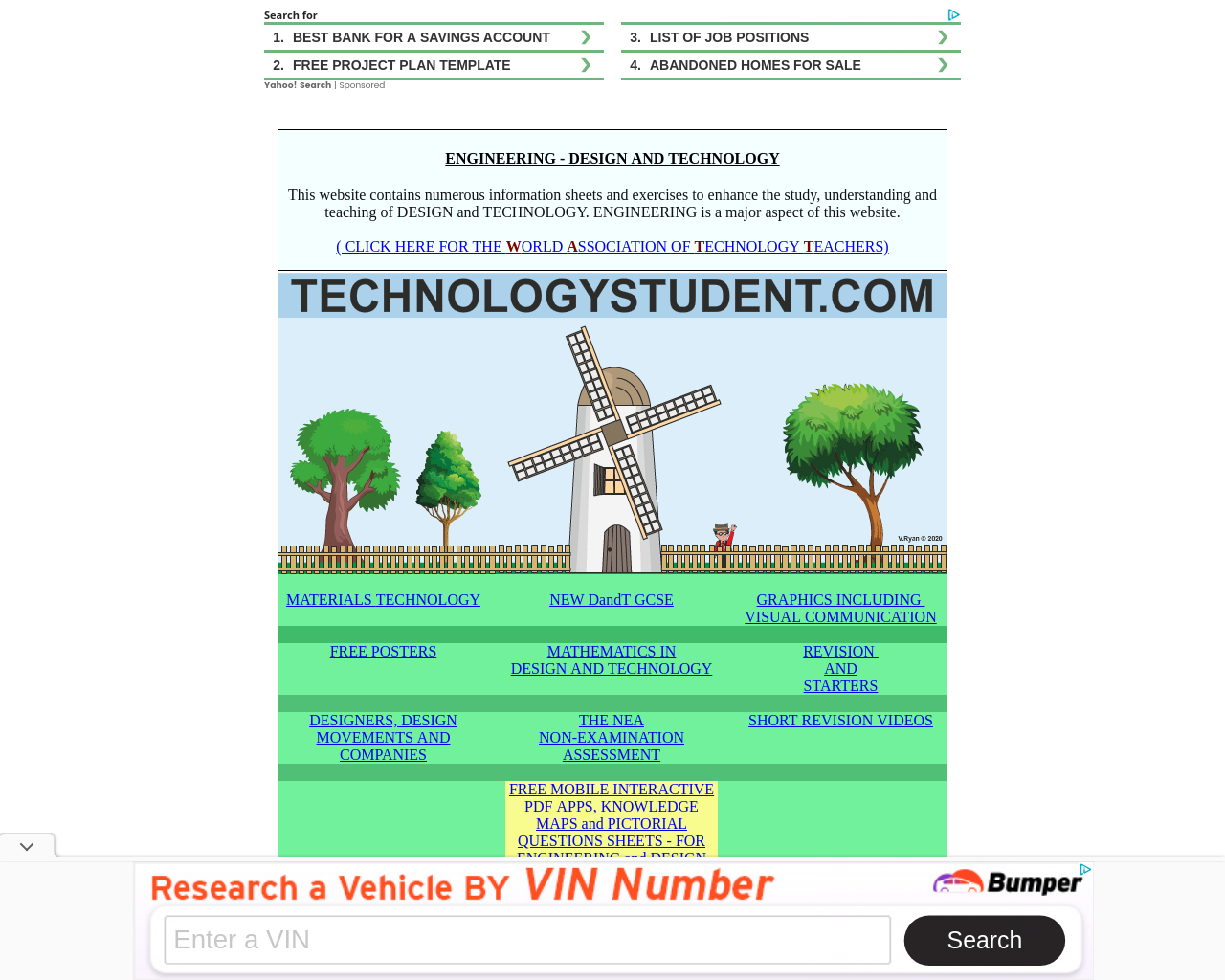 Technology Student