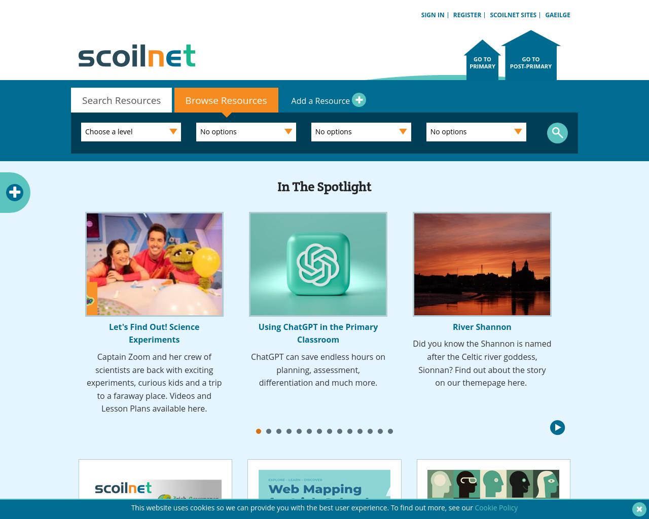 ScoilNet