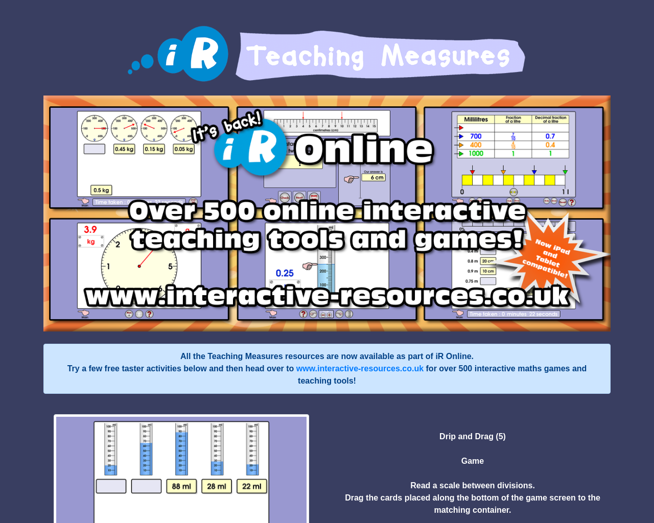 teachingmeasures.co.uk