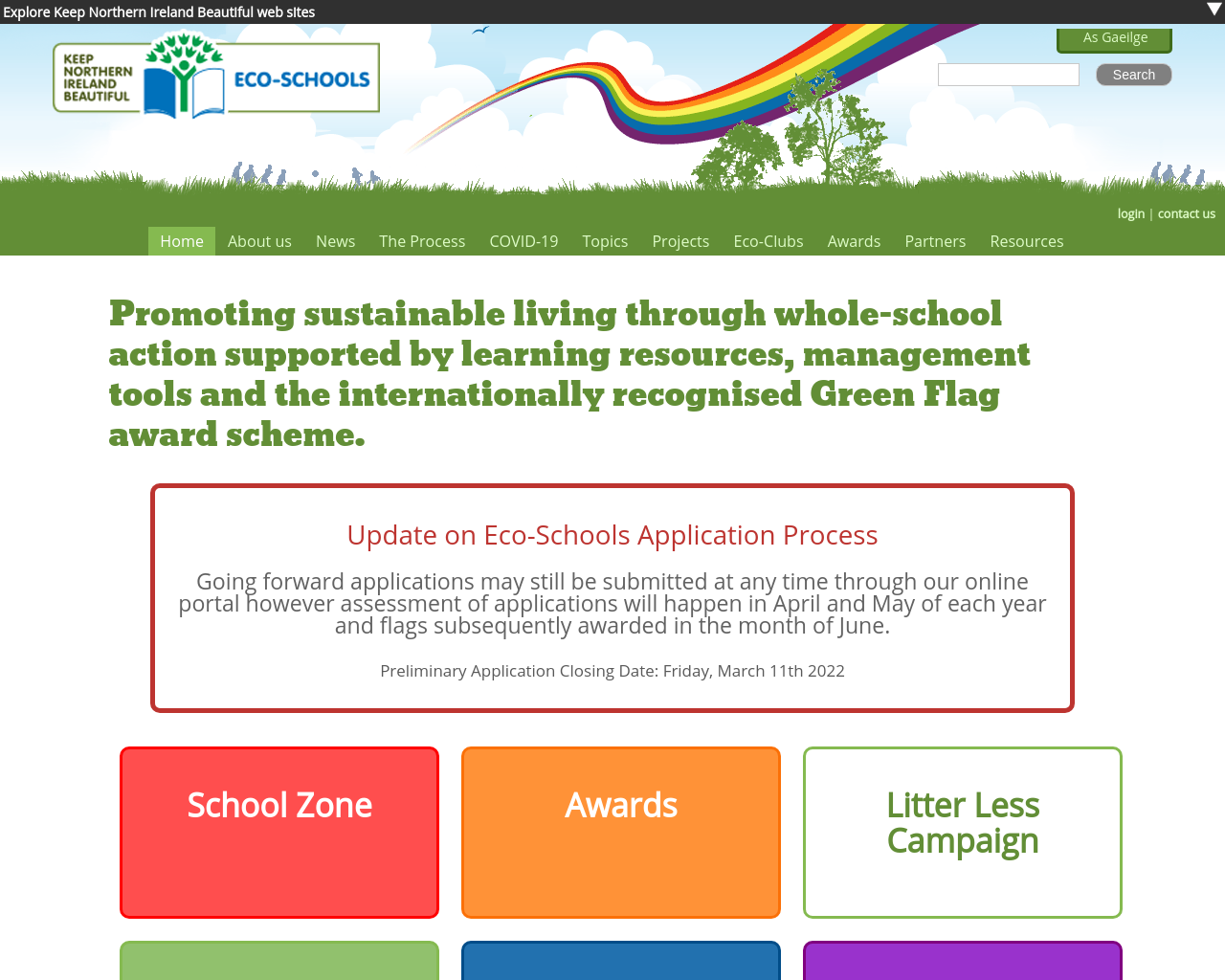 Eco Schools NI