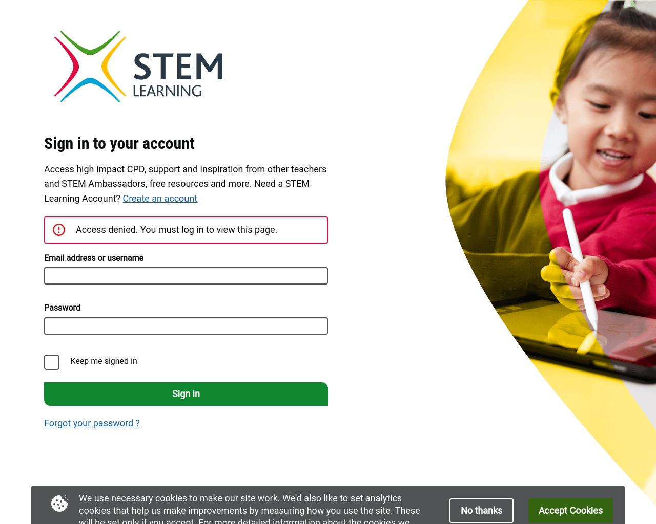 Stem.org.uk