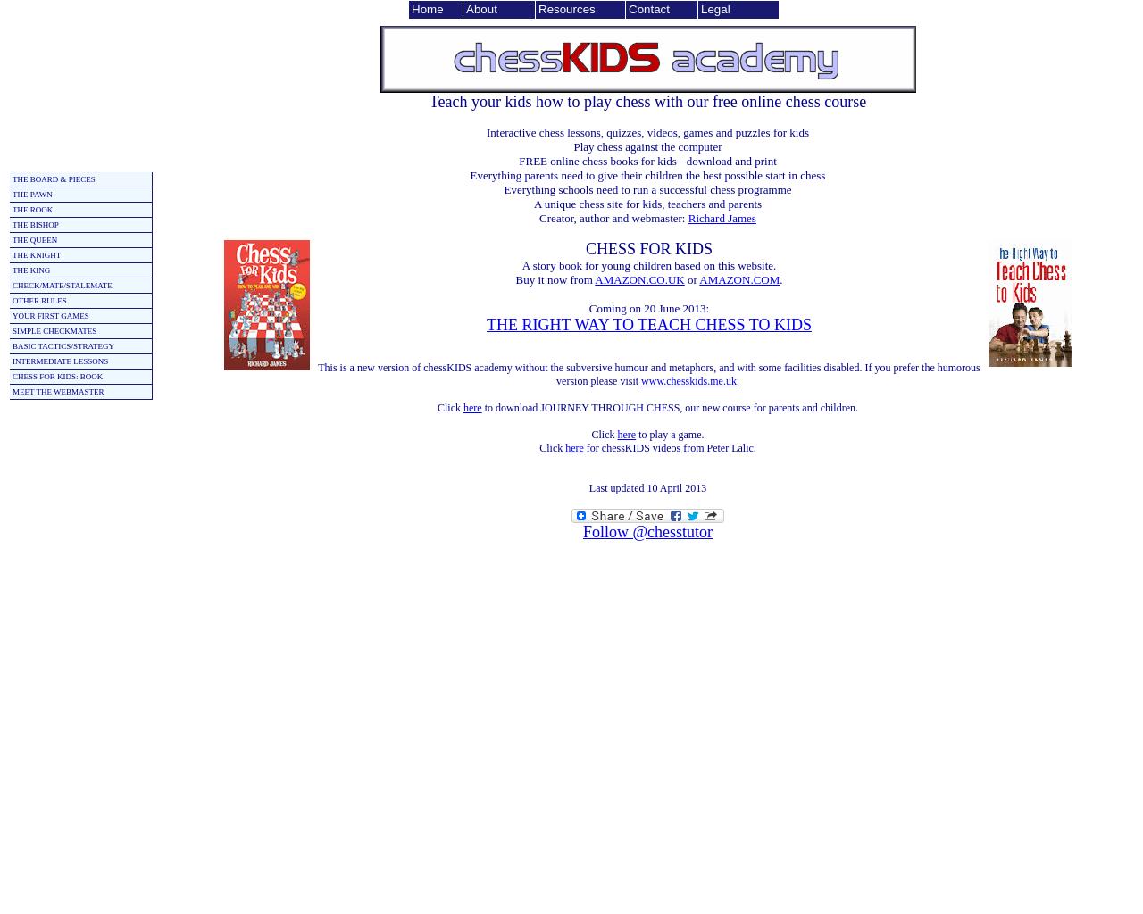 Ceachtanna Fichille / Chess Lessons