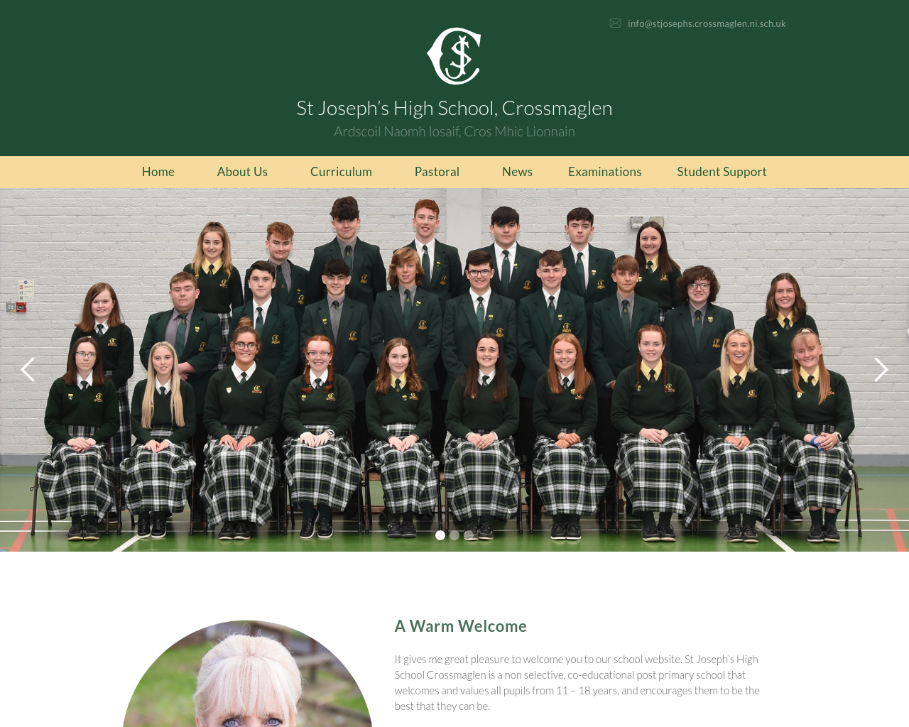 St.Joseph's High School Crossmaglen