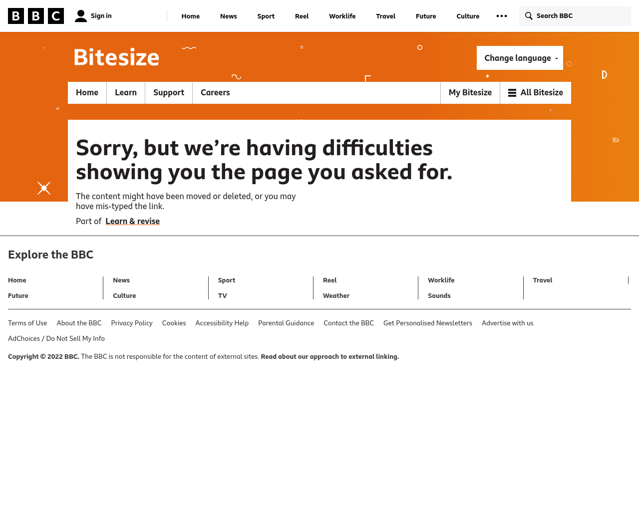 Introduction to the main parts of the human body KS1