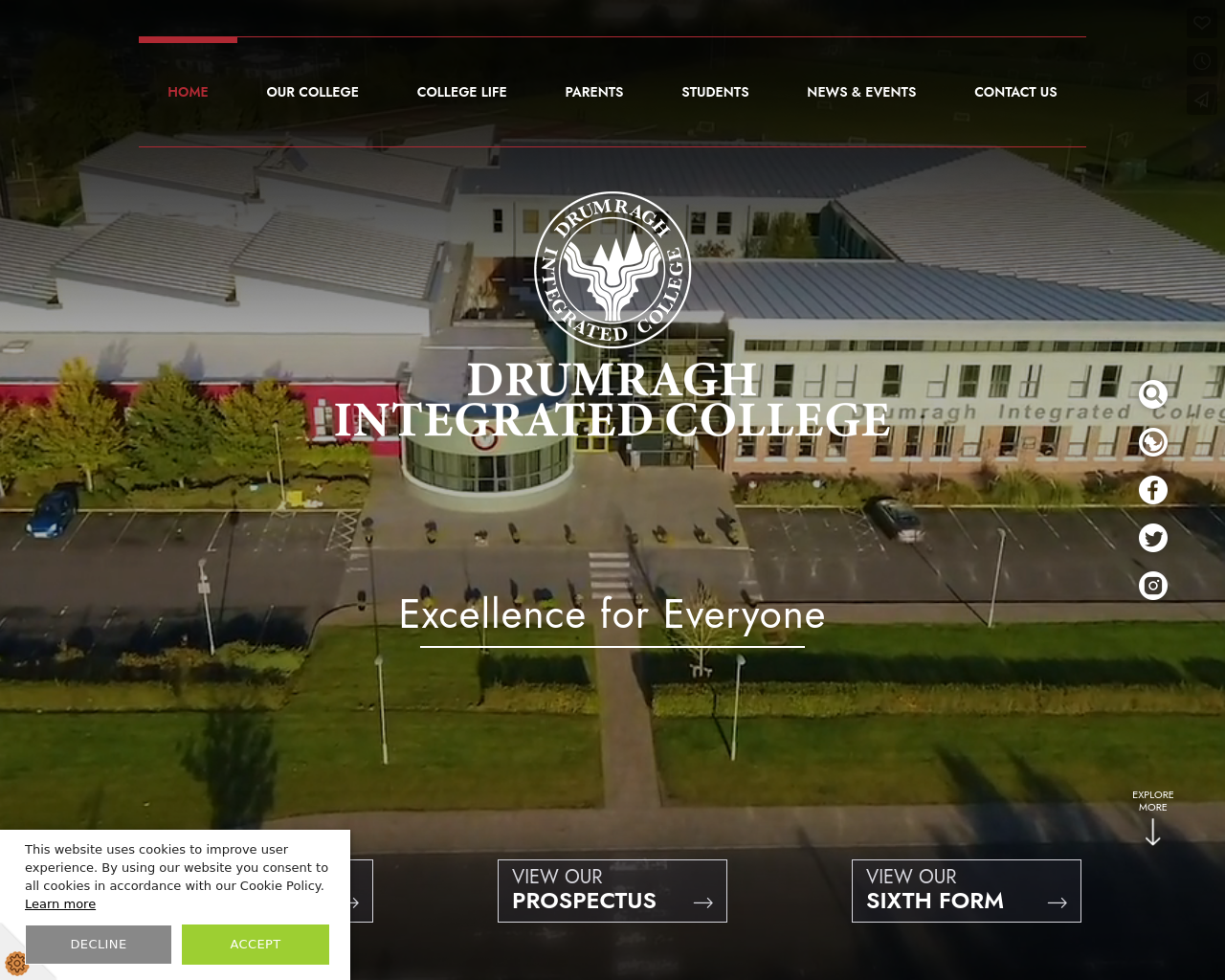 Drumragh Integrated College