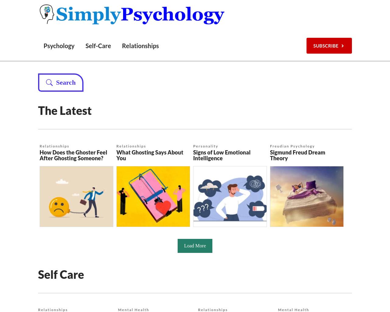 SimplyPsychology