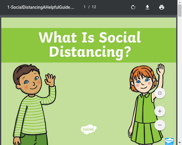 Social Distancing A Helpful Guide
