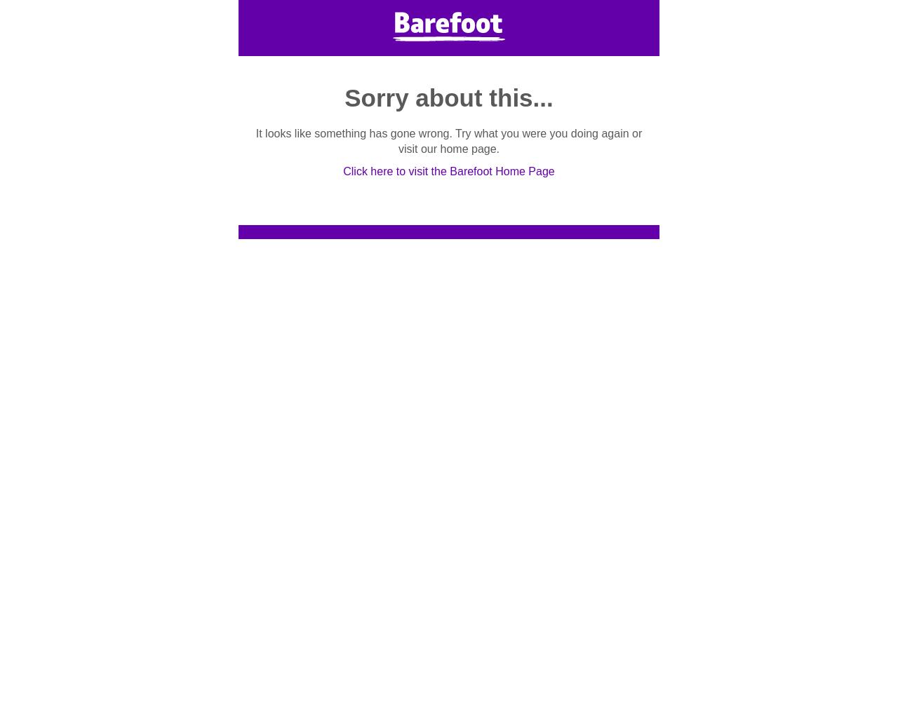 Barefoot Computing