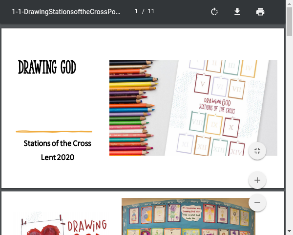 Drawing God (PowerPoint)