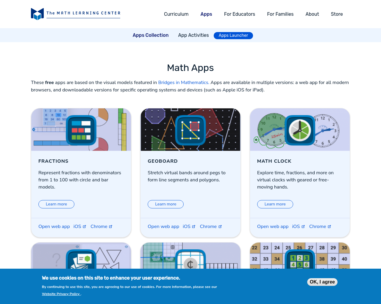 The Math Learning Centre