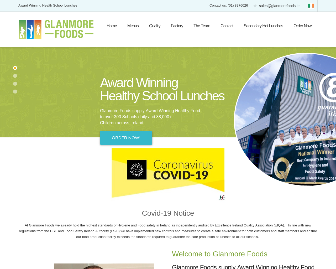 Glanmore Foods