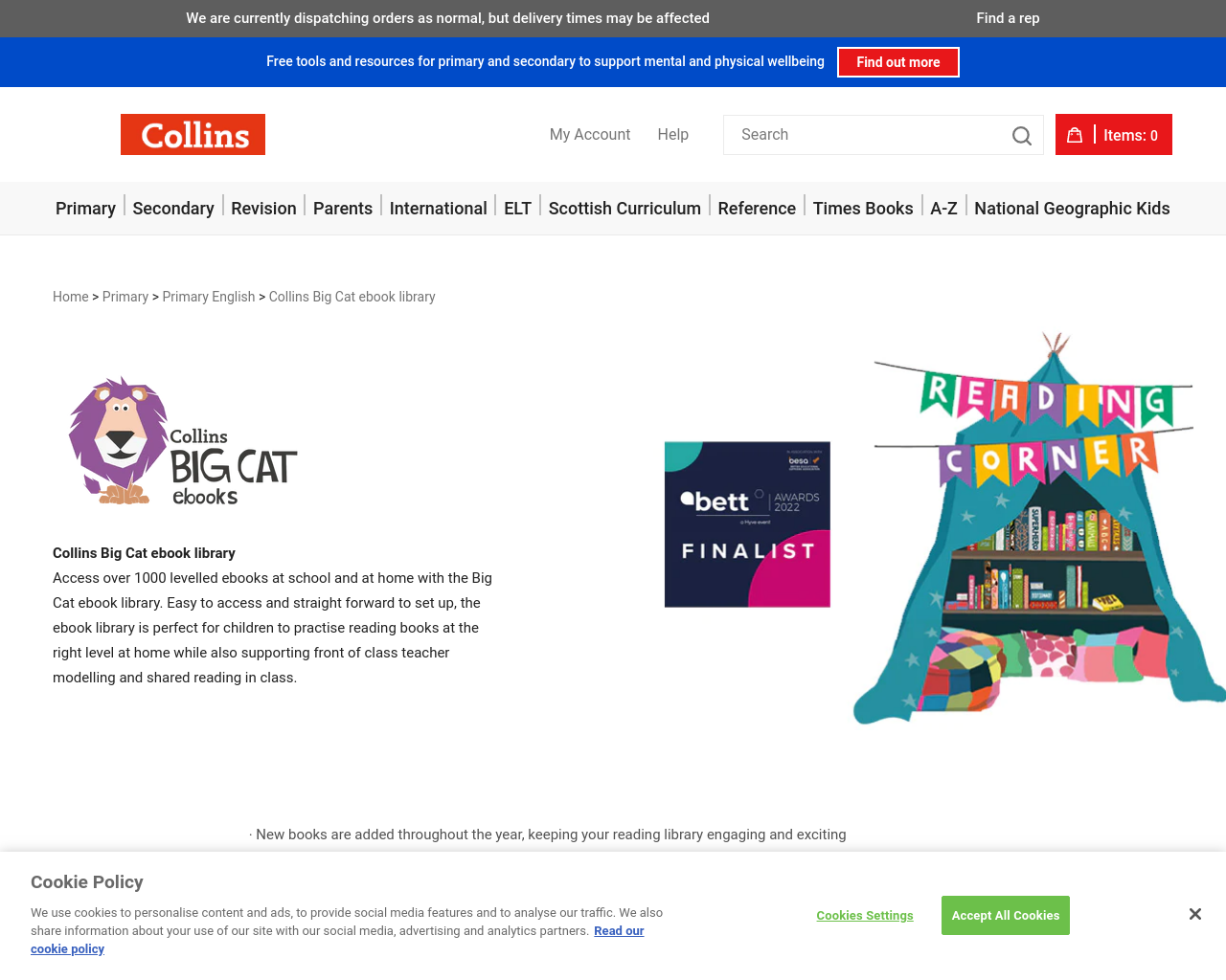 Big Cat free ebooks