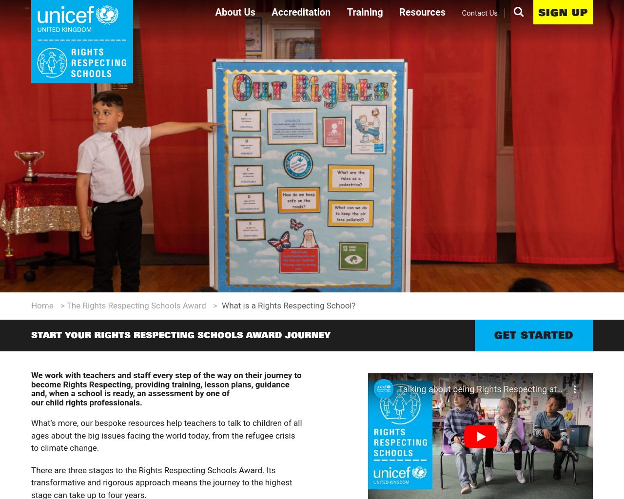 UNICEF RRSA