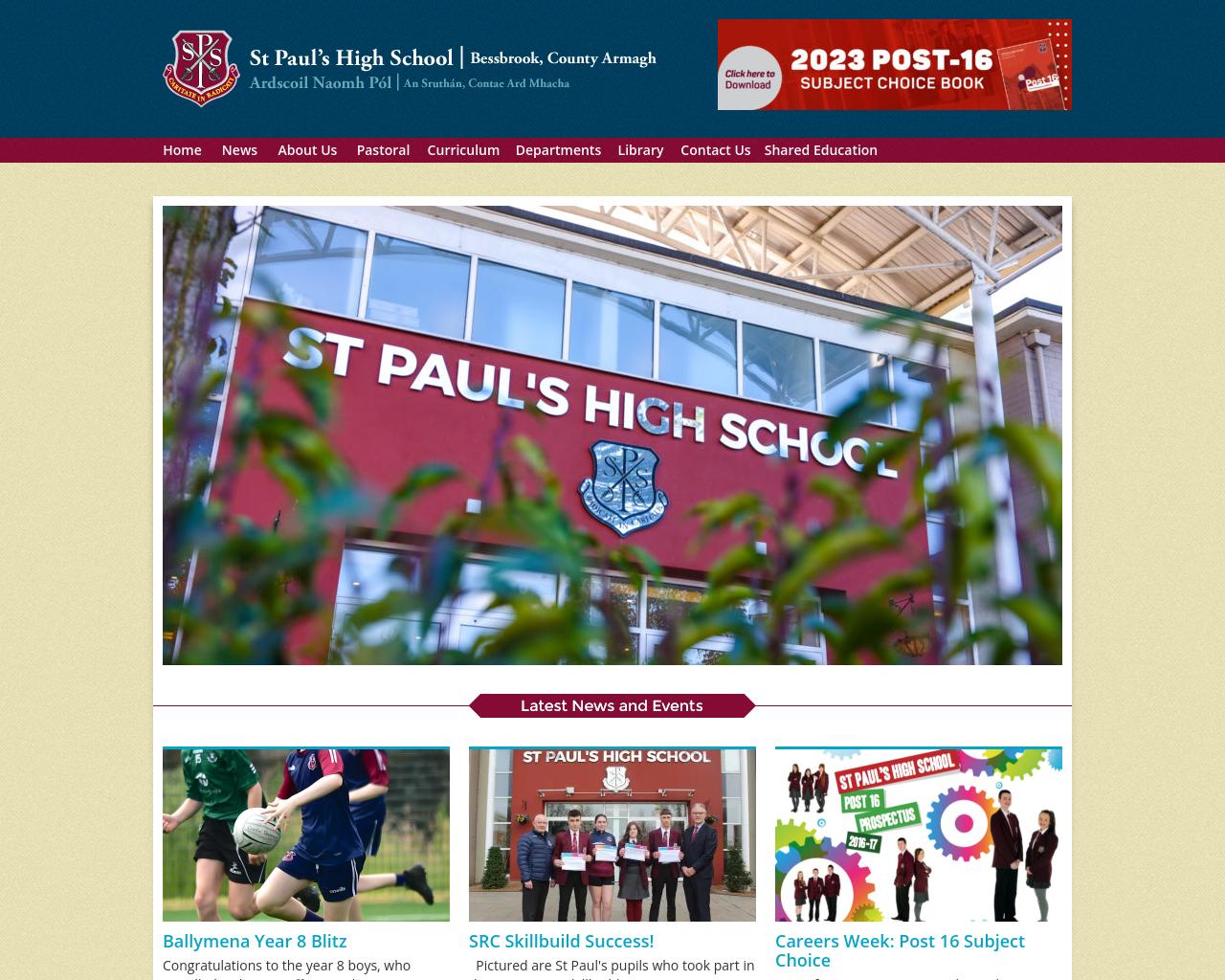 St. Paul's Co-educational High School