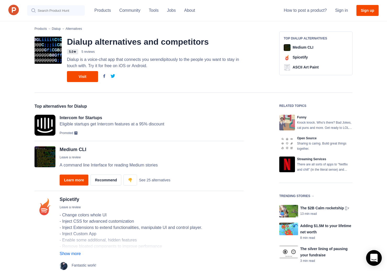 6 Alternatives to ASCII Roulette   Product Hunt