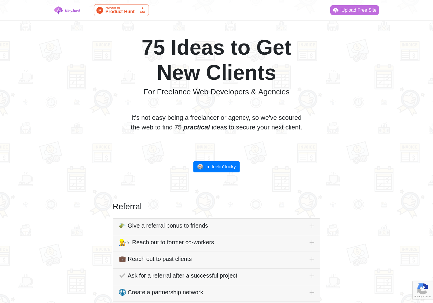 75 Ways to Get New Clients
