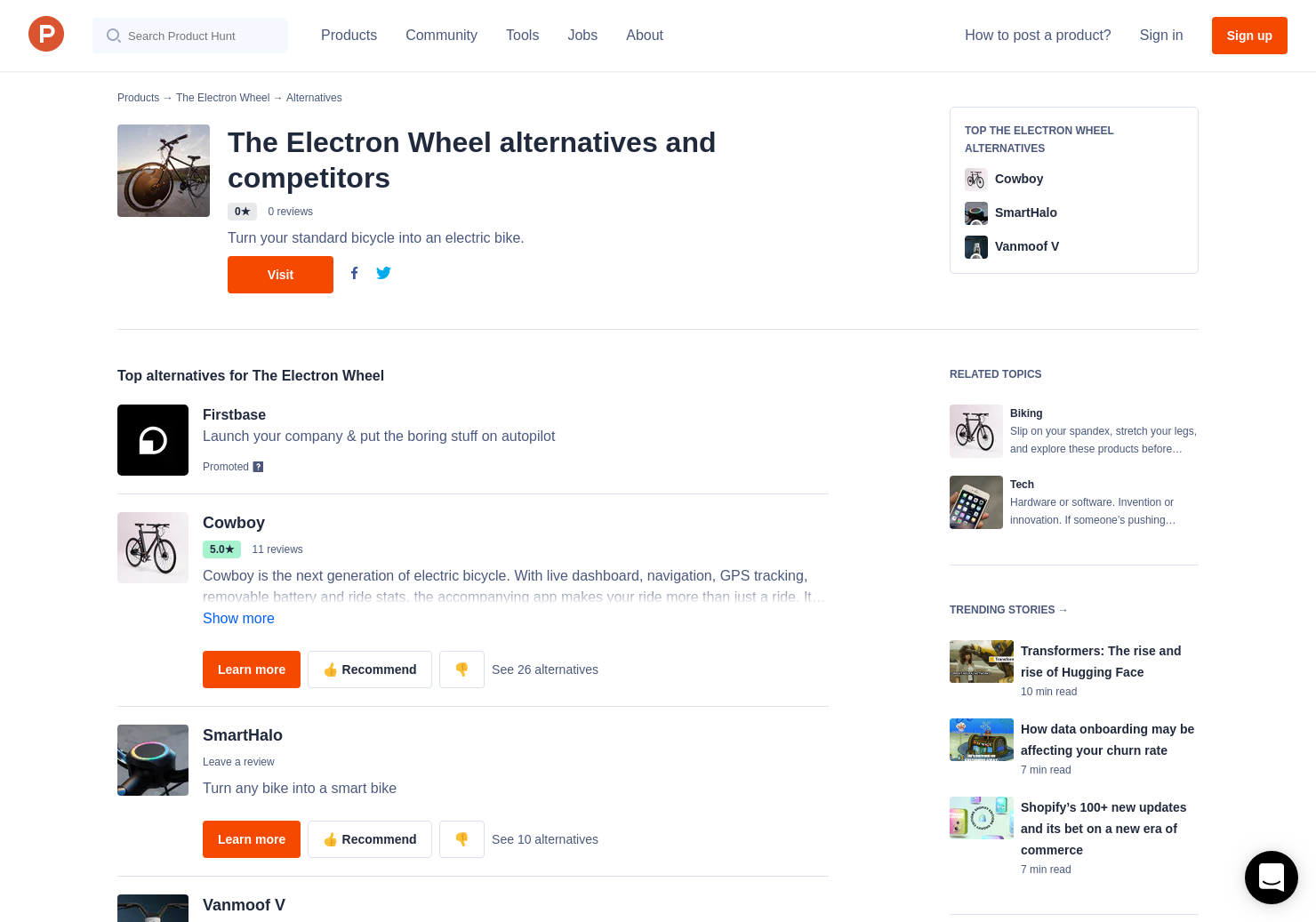 7 Alternatives to The Electron Wheel | Product Hunt