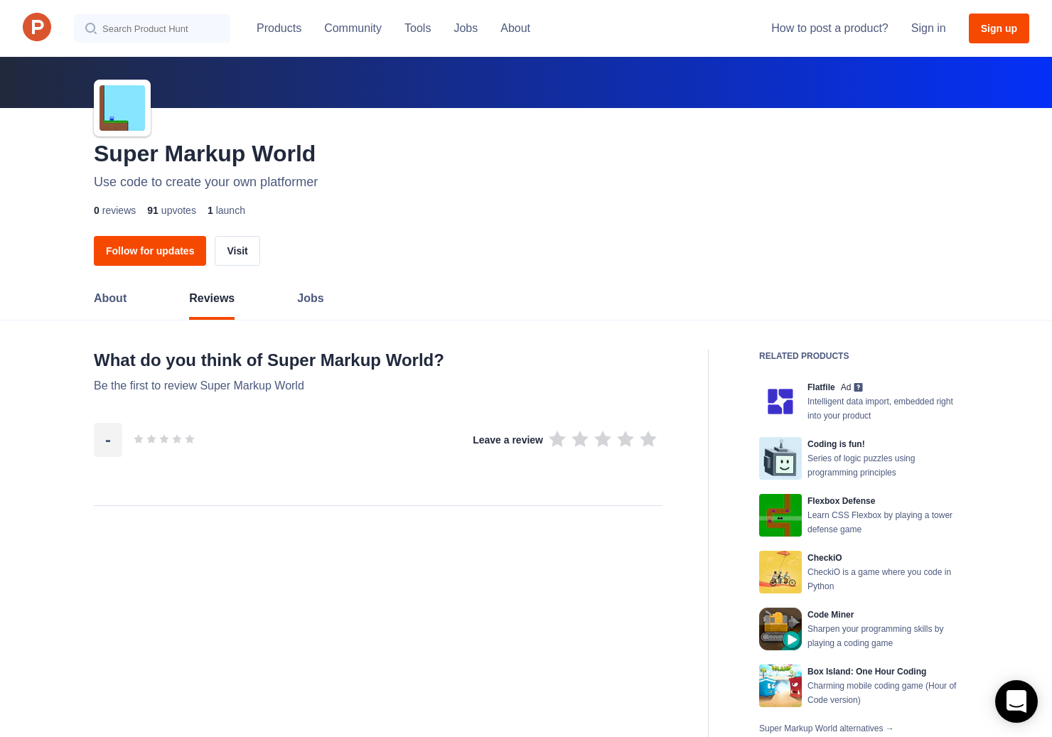 Super Markup World Reviews - Pros, Cons and Rating   Product