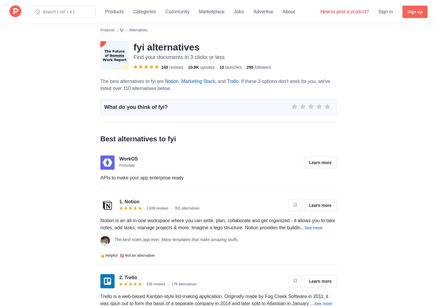 16 Alternatives to FYI Desktop for Windows, Mac | Product Hunt