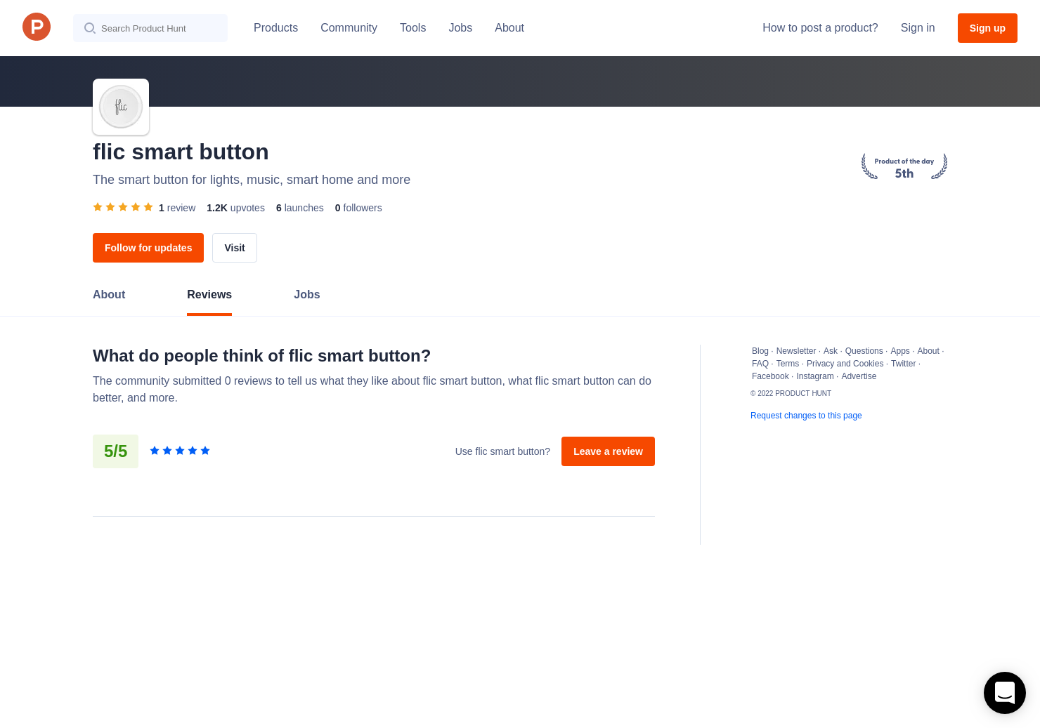 Flic Hub Reviews - Pros, Cons and Rating | Product Hunt