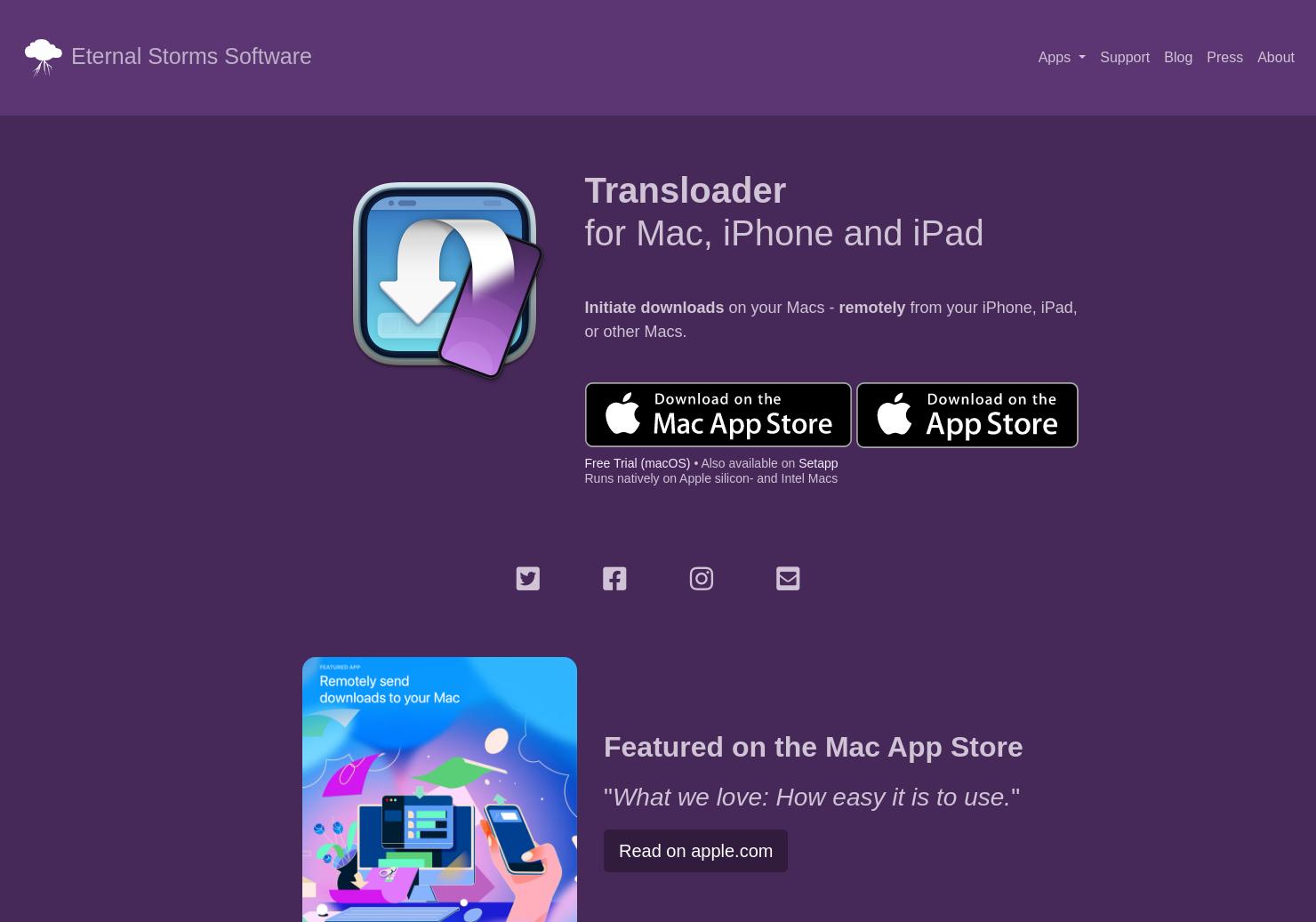 Transloader 3