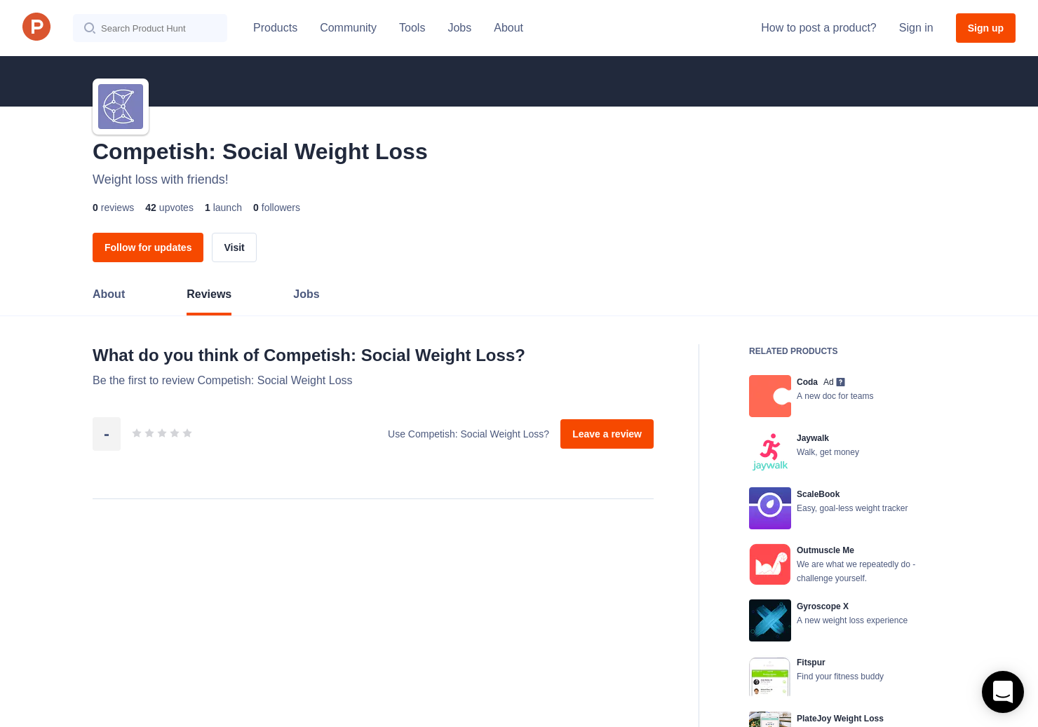 Competish: Social Weight Loss Reviews - Pros, Cons and