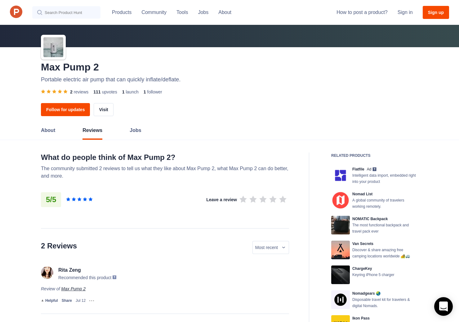 """2 Max Pump 2 Reviews - Pros, Cons and Rating 
