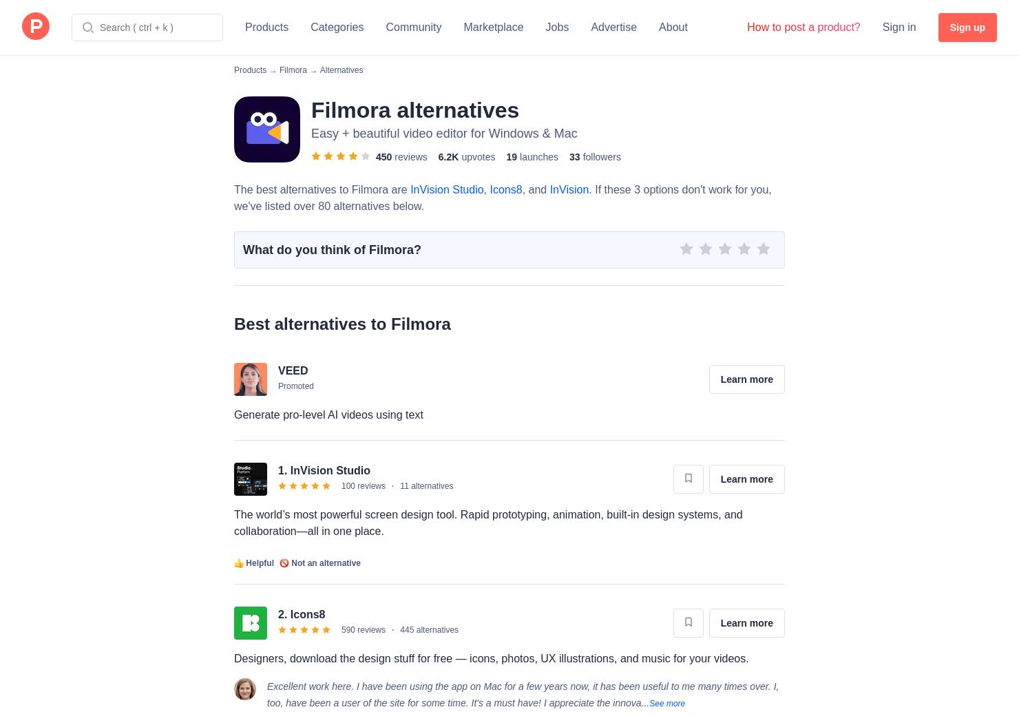 Filmora app store | Buy Video Editor 8 1 - 2019-02-04