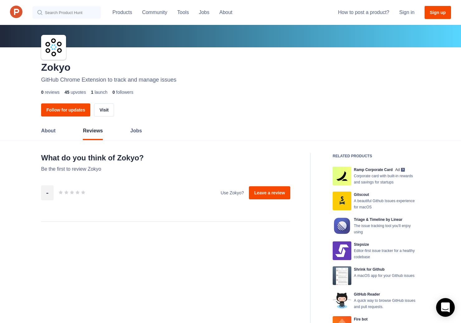 Zokyo Reviews - Pros, Cons and Rating | Product Hunt