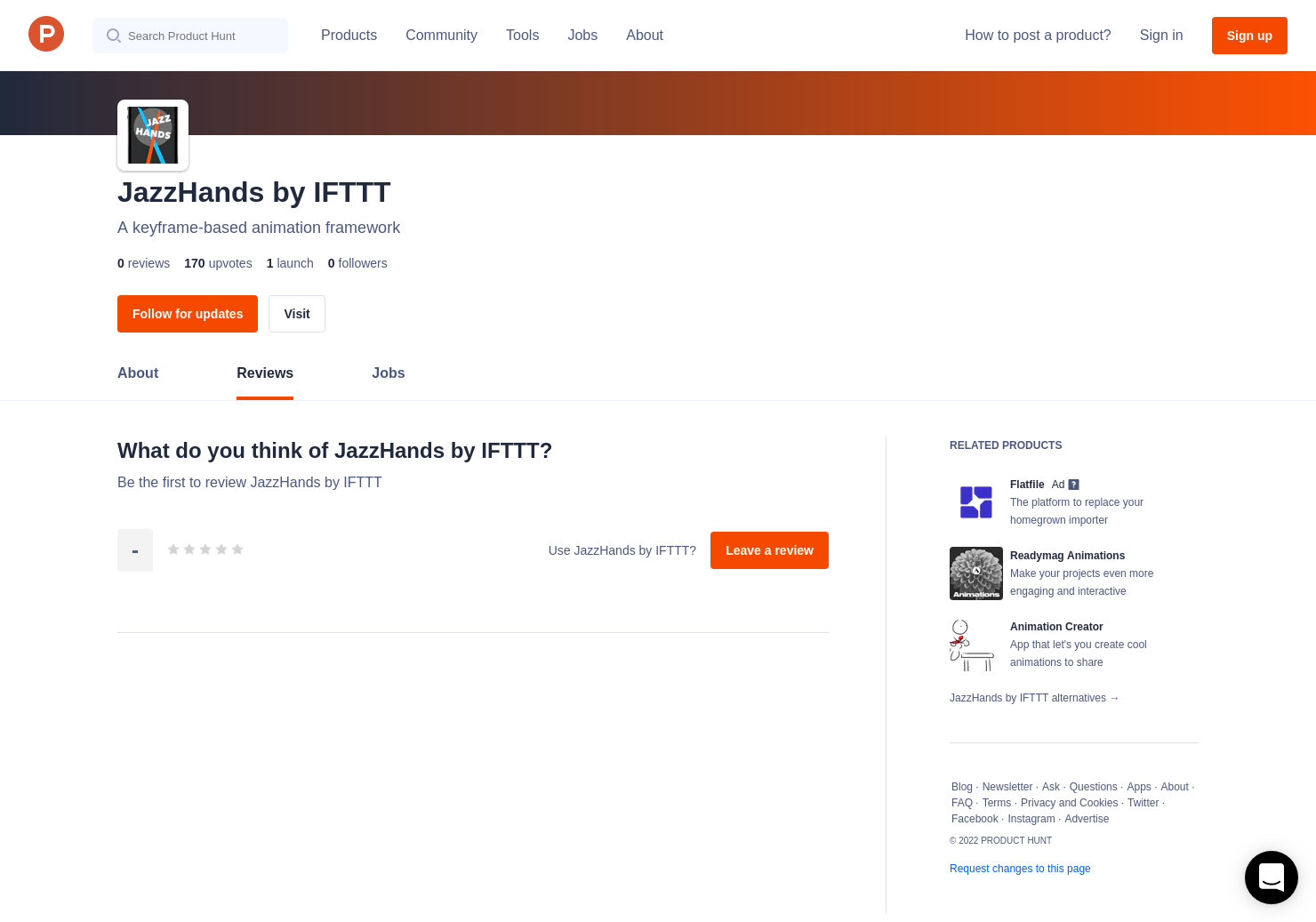 JazzHands by IFTTT Reviews - Pros, Cons and Rating | Product