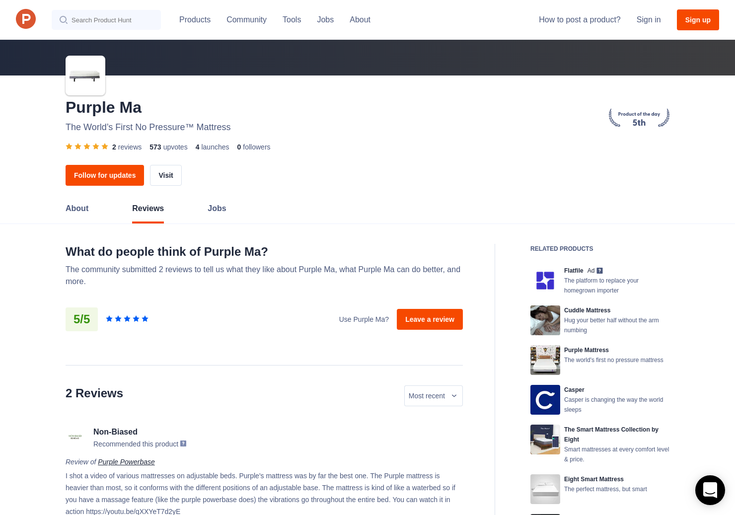 Purple Seat Cushion Reviews Pros Cons And Rating Product Hunt