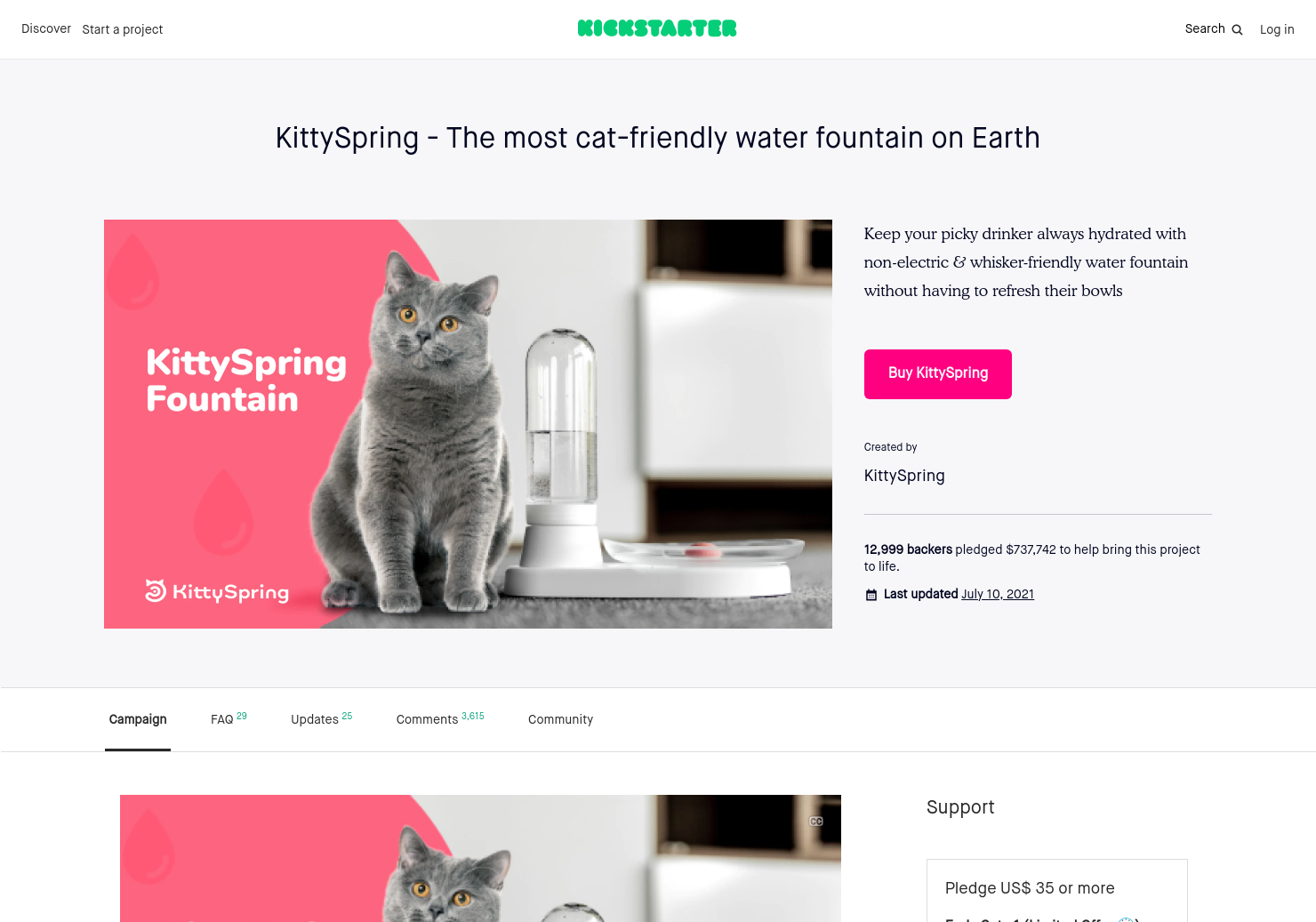 KittySpring